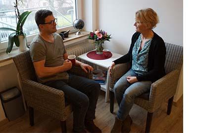 Gabriele Schader – Ihre Heilpraktikerin in Solingen